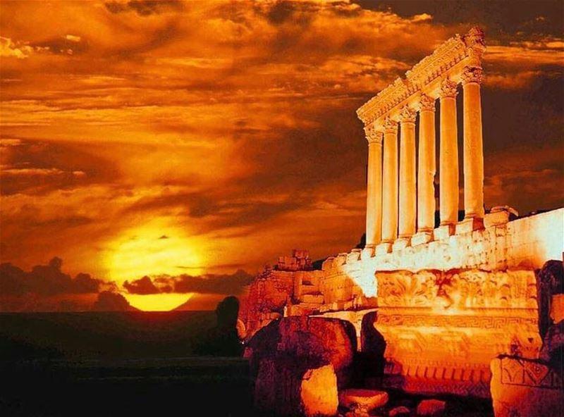 How can you Not Love Lebanon 🌅 🌞🌾🌿😍 LETSTALKABOUTLEBANON sunset ...