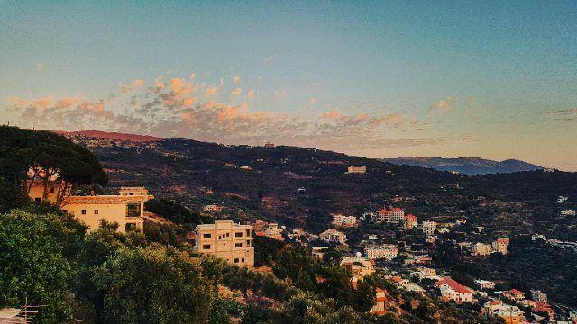 sunsets sunsetclouds amazingweather amazingcolors homesweethome🏡 ... (Hasbaya)