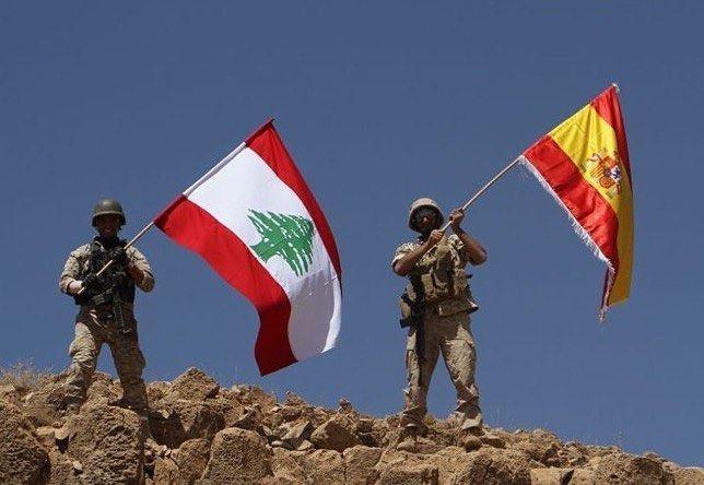 United against darkness and terror فجر_الجرود lebanon barcelona ...