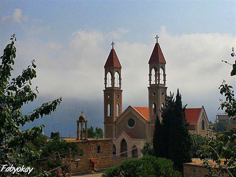 ______________________________________________@lebanonspotlights @ig_leban (Baskinta, Lebanon)