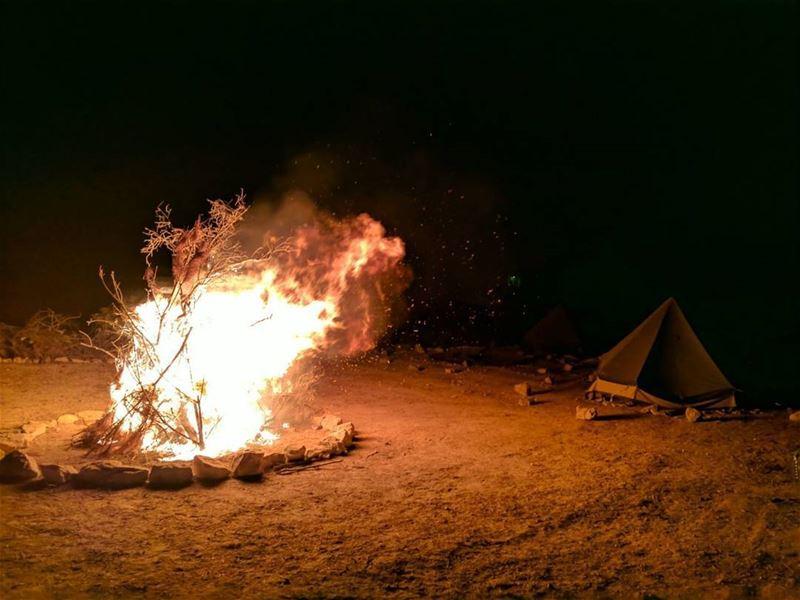 yaroun campfire camping southlebanon mysouth lebanoninapicture ...