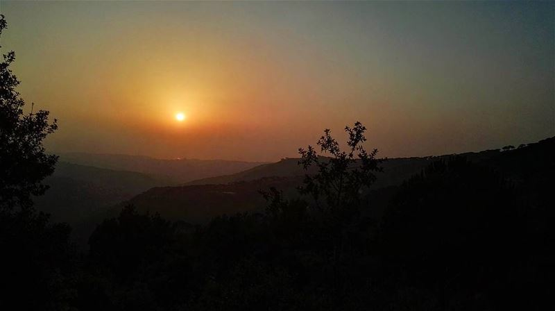 love sun sunset Lebanon lebanon nature natural chillout view ... (Mount Lebanon Governorate)