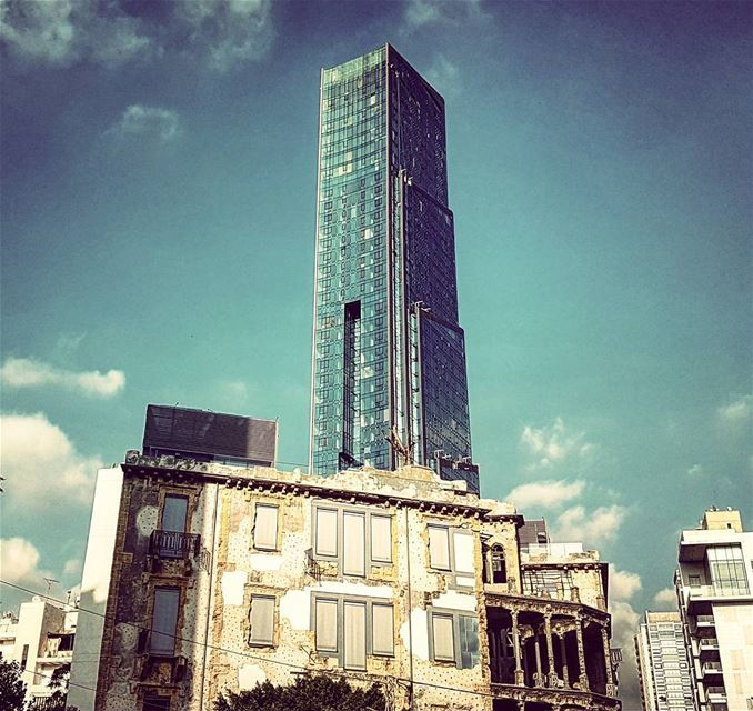 Uncle Sama changes juxtaposition samabeirut architecture design ... (Beirut, Lebanon)