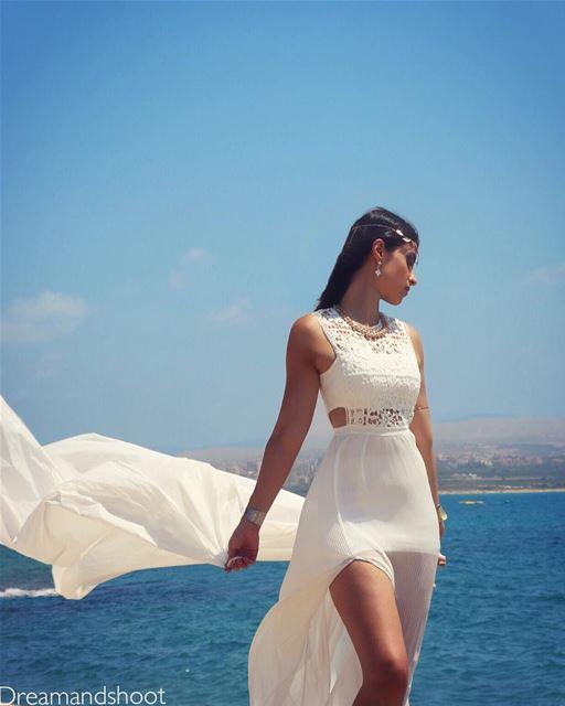 Goddess by @adham_mayas @sylamc tyr dreamandshoot instagram women ... (Tyre, Lebanon)