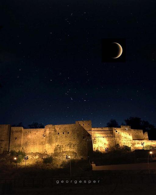 "Citadel of ""Raymond De Saint Gilles"", Tripoli Lebanon 🇱🇧..It is among... (Tripoli, Lebanon)"