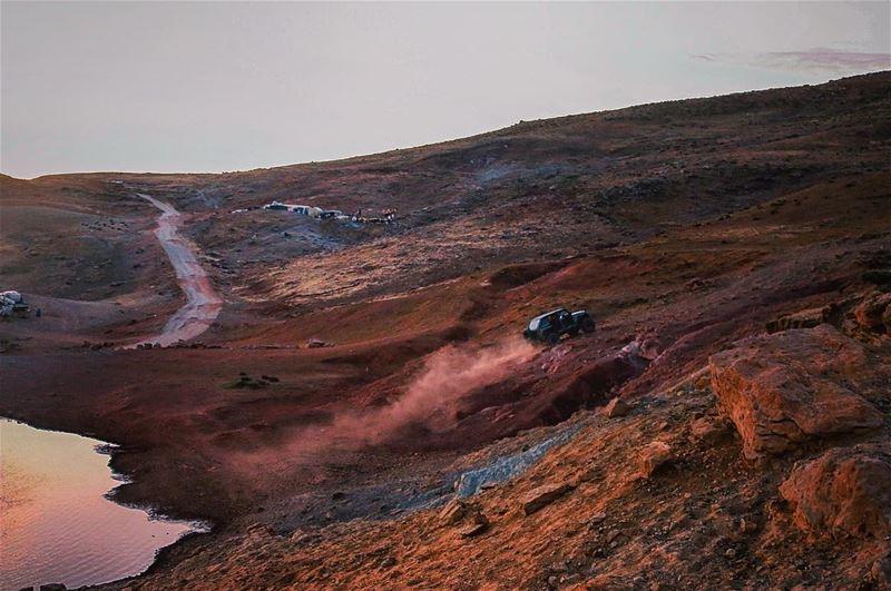 O|||||||O Set Free into the mountains lebanon mountains jeep offroad ...