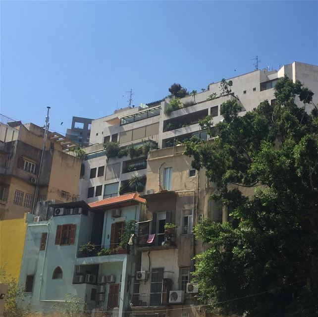 city buildings beirut beirutconnected achrafieh lebanon ig_lebanon ... (Achrafieh, Lebanon)