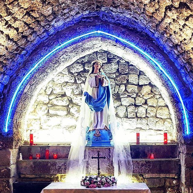 lebanon ehden holy ... (Saydet El Hosn - Ehden)