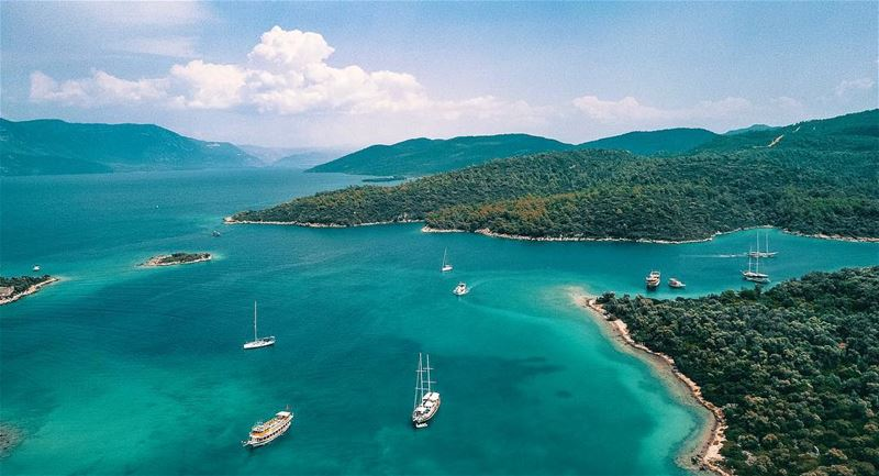 Good Morning from the beautiful islands of Marmaris.NGNO Copter is off to... (Marmaris)