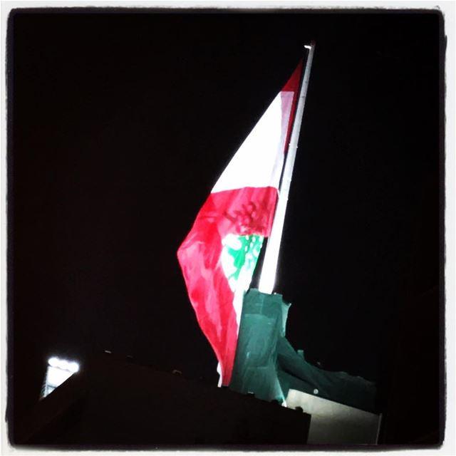 onlyfiliban lebanon beirut leb liban loveourcountry ourflag flag ... (Beirut, Lebanon)