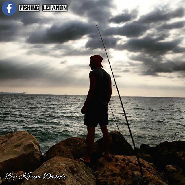 Karim Dhaybe @karim_dhaybee @fishinglebanon @instagramfishing @jiggingworl (Lebanon)