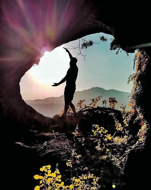 The Sun Catcher... ☀ _________________________________________________... (Akoura, Mont-Liban, Lebanon)