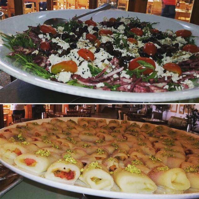 Tawlet Ammiq is visiting Tawlet Beirut tomorrow, bringing their whole menu...