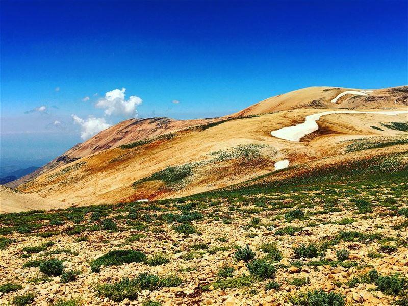 tb hiking hikingadventures naturel view nature naturelovers adventure... (القرنة السودة)