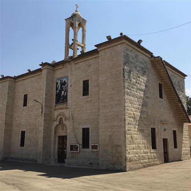 St George Church in Barsa Lebanon ... (Barsa, Liban-Nord, Lebanon)
