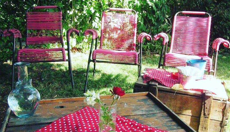 winetasting 🍷 garden 🌸 at domainedestourelles wine beqaa colors ... (Jdita, Béqaa, Lebanon)