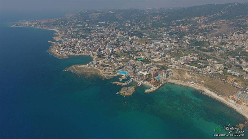 Kfaraabida - Batroun , Lebanon . . abovelebanon kfarabidabeach ...