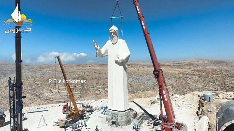 Lebanon Proud Faraya Saintcharbel stcharbel biggest status ...