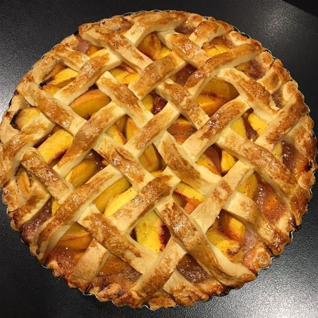 Come and savor our beautiful home-made Peach Pie! Available right now, for...