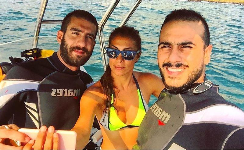 🔥 scubadiving scubadive scubalove instalebanon livelovelebanon ... (Stingray Divers- Lebanon)