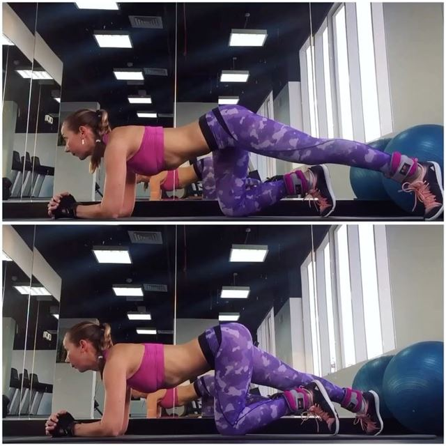 ✔️One more exercise for beautiful and nice looking glutes and legs!• You... (Jbeil-Byblos)