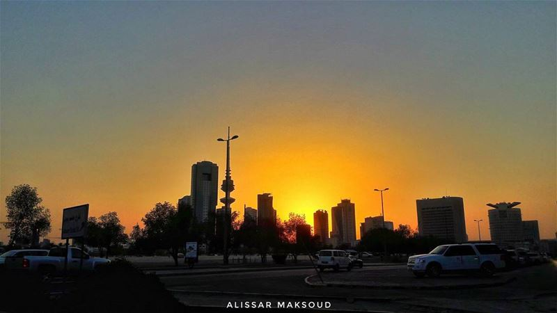 Know what you want to do, hold the thought firmly, and do every day what... (Kuwait City)