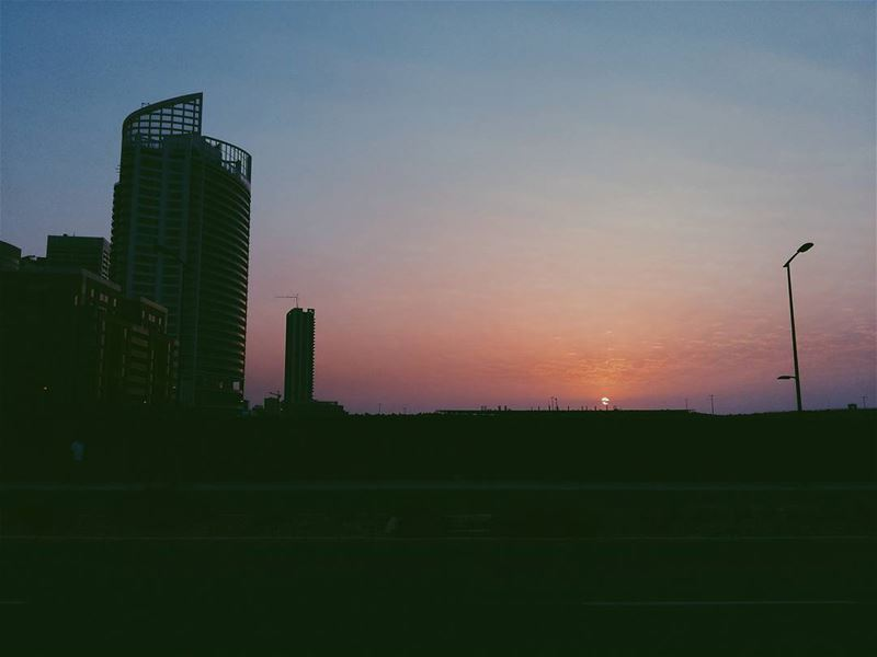 🌅 lebanon beirut photooftheday instagallery instamoments nature... (Beirut, Lebanon)