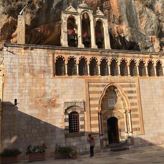 Monastery of Qozhaya Lebanon lebanoninapicture ... (Monastery of Qozhaya)