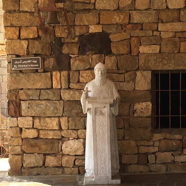 St Charbel's House Lebanon lebanoninapicture ... (Bekaa Kafra)