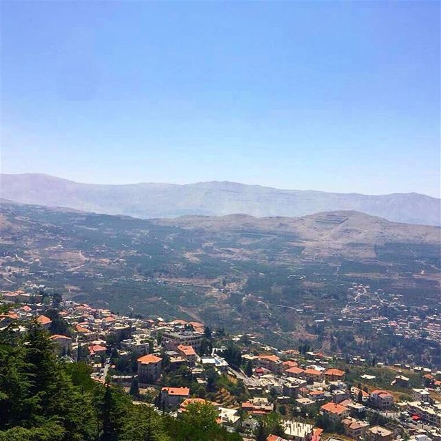For the perfect weekend escape head to Ehden the jewel of the North ! (Ehden, Lebanon)