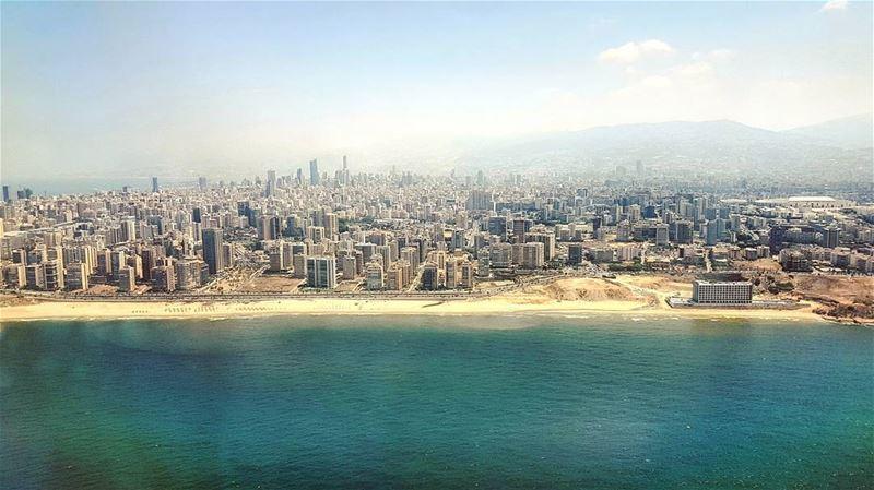 Very Missed Approach takemeback mediterranean landing beirut lebanon ... (Beirut, Lebanon)