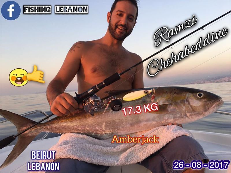 @ramzi.chehabeddine & @fishinglebanon - @instagramfishing @jiggingworld @ra (Beirut, Lebanon)