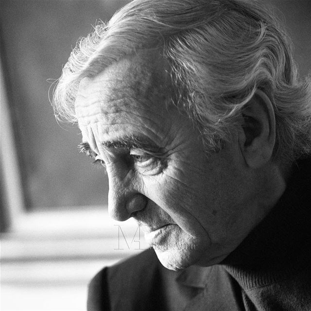 Charles Aznavour born Shahnour Vaghinag Aznavourian on 22 May 1924 is a... (Paris, France)