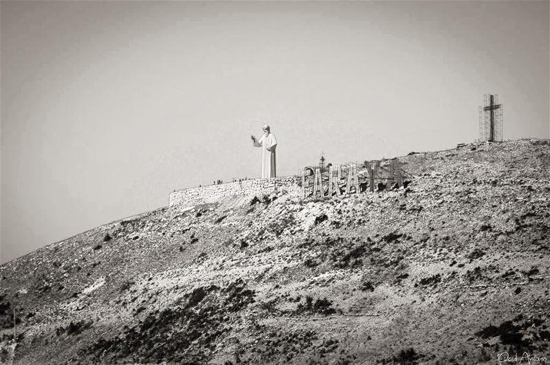 faraya lebanon beirut Saintcharbel stcharbel biggest status canon ...