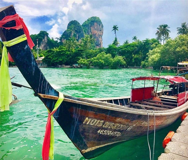 Amazing view. trip travel pictureoftheday photooftheday boat Thailand... (Thailand)