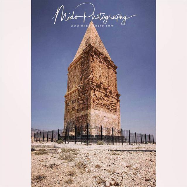 kamouaa hermel by @mido_photography_ qamouaa pyramid hermel_city ...