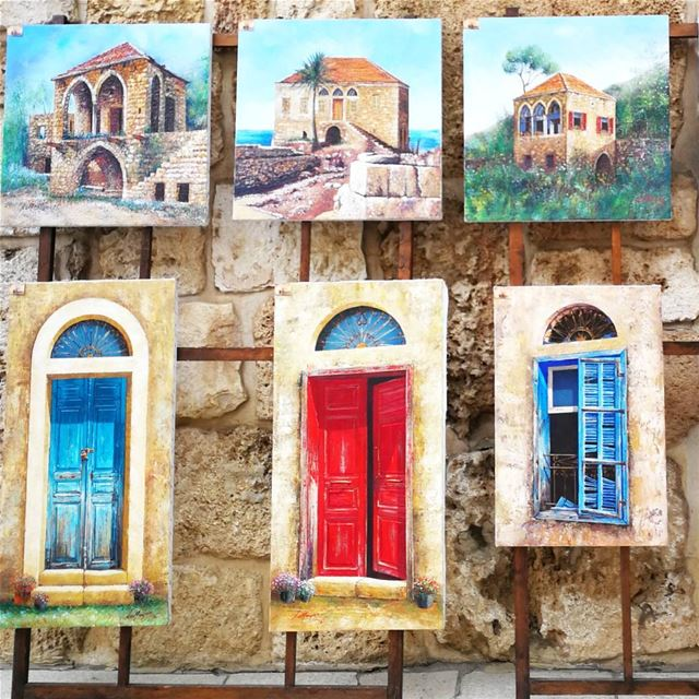 """Home wasn't a set house, or a single town on a map. It was wherever the... (Byblos - Jbeil)"