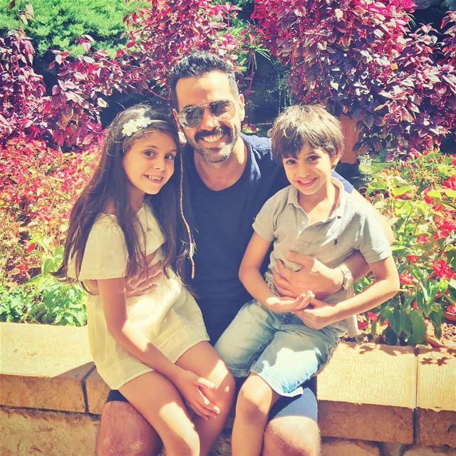 *les amours de tonton••••• uncle tonton happyuncle ♥️ beirut ... (Mounir)