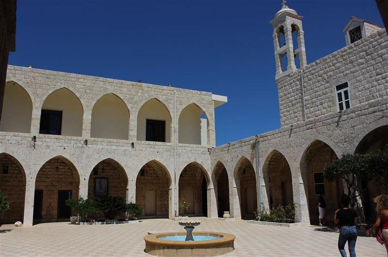 Architecture BuiltStructure Arch BuildingExterior History Outdoors ... (Saydit El Nouriyyeh Chekka)