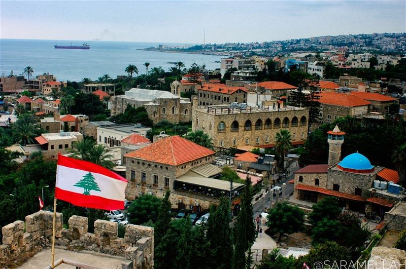 ✨This is Lebanon ✨...🇱🇧.. canonphotography canonbringit weheartit ... (Byblos Castle)