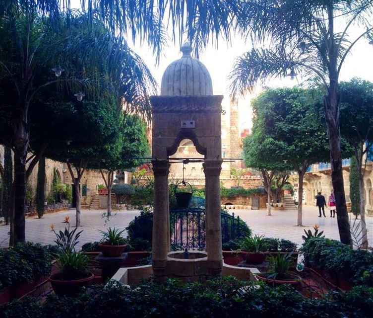history culture arabic garden giardino jardin nature natura ... (Beirut, Lebanon)
