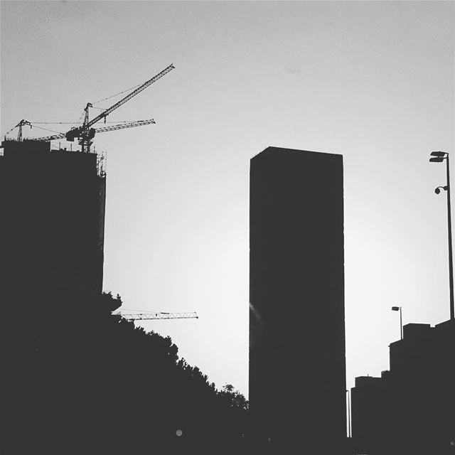What's Not To Love About Beirut?. blackandwhitephoto blackandwhite ... (Beirut, Lebanon)