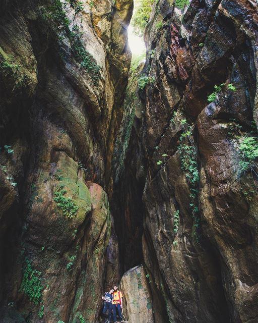 Somewhere only we know 👫💛.. BSHIL mountaindewlebanon creativity ...