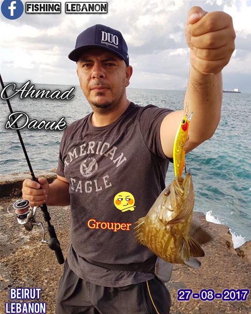 @ahmaddaouk22 & @fishinglebanon - @instagramfishing @jiggingworld @rasbeiru (Beirut, Lebanon)