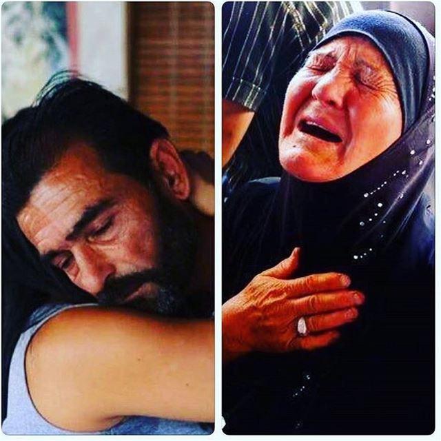 Every parent's worst nightmare, to bury his child 💔💔 الجيش_اللبناني الع