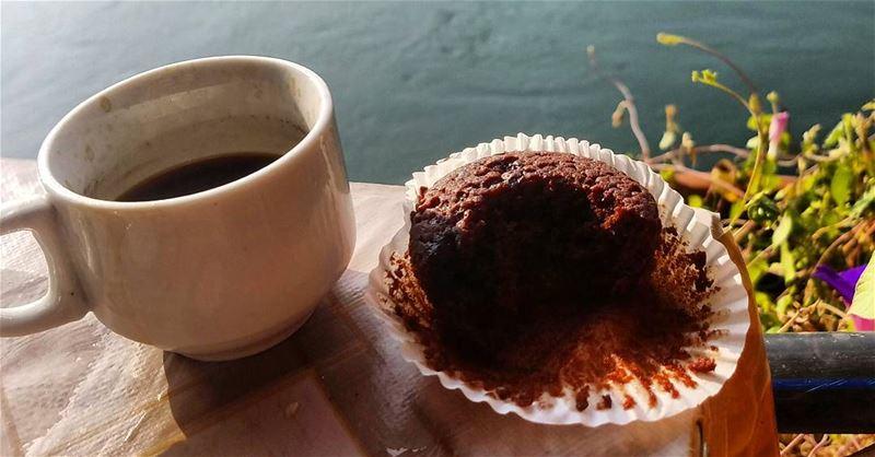 ☕🍩• Chocolate Cake Fudge Brownie Food Yummy lebanonspotlights ... (El Hermel, Béqaa, Lebanon)