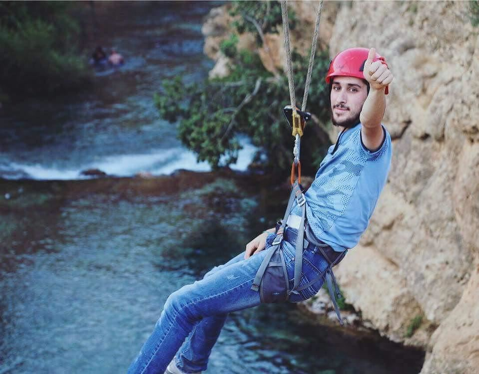 Let the adventure begin ...Photo credits to @houssam.taha hermel ...
