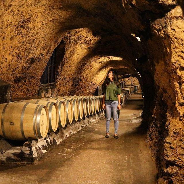 Bottled love 🍷 @chateauksara (Château Ksara)