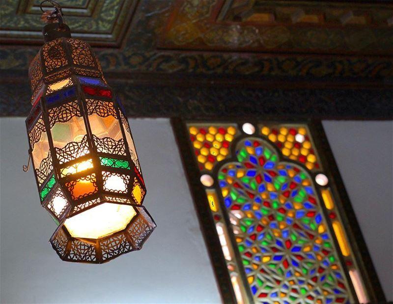 ما ضرك لو أطفأ العالم اضواءه كلها في وجهك، ما دام النور في قلبك متوجهاً -... (Beit Ed-Deen, Mont-Liban, Lebanon)