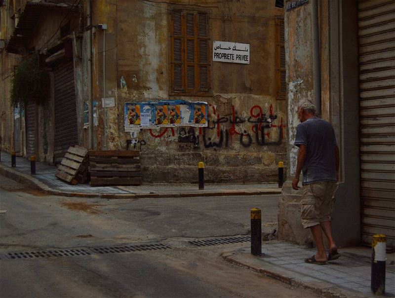 a tale of two corners beirut gf_streets streetphotography myspc17 ...